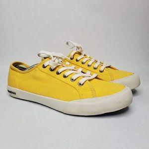 Seavees Canvas Monterey Sneakers / 8